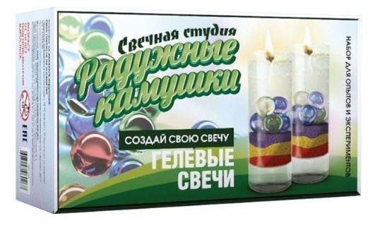 набор для изготовления свечей
