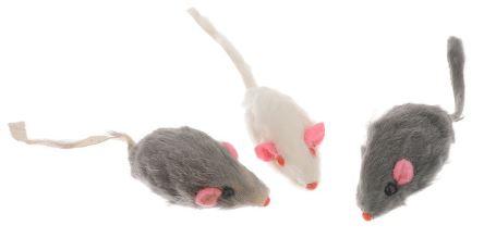 Мышки - игрушки для кошек