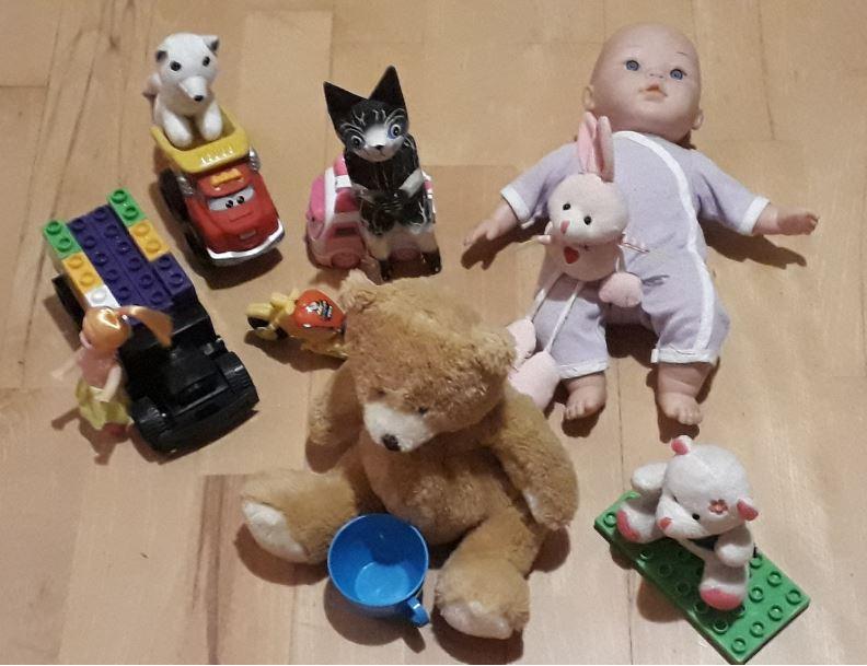 какие игрушки бывают