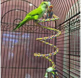 Игрушка для волнистого попугая, игрушка для птицы
