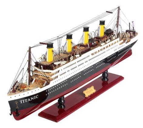 модель Титаника: что подарить мужчине богатому, взрослому