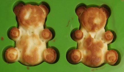 съедобные игрушки: домашнее печенье