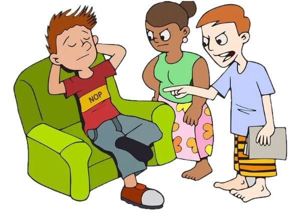 стоит ли ругать ребенка за двойки