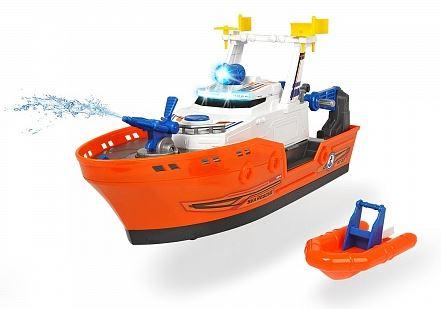 детская игрушка корабль для игры на воде