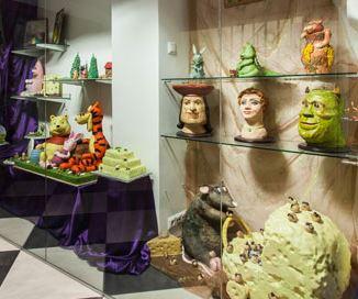 музей марципана в Таллинне