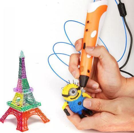 трендовые 3d ручки для подростка