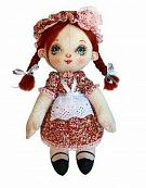 тряпичная кукла хендмейд для девочки