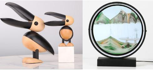 интерьерные игрушки для офиса или кабинета