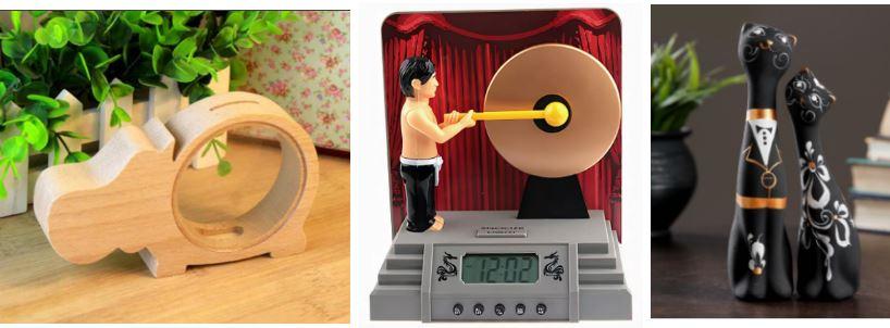 интерьерные игрушки для гостиной, оригинальные предметы декора