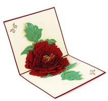 открытка киригами pop up