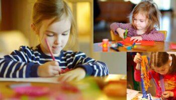 Какой набор для творчества подарить девочке