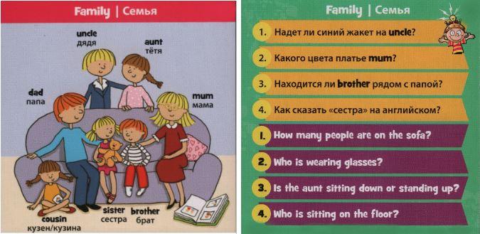 Игры с изучением английского языка