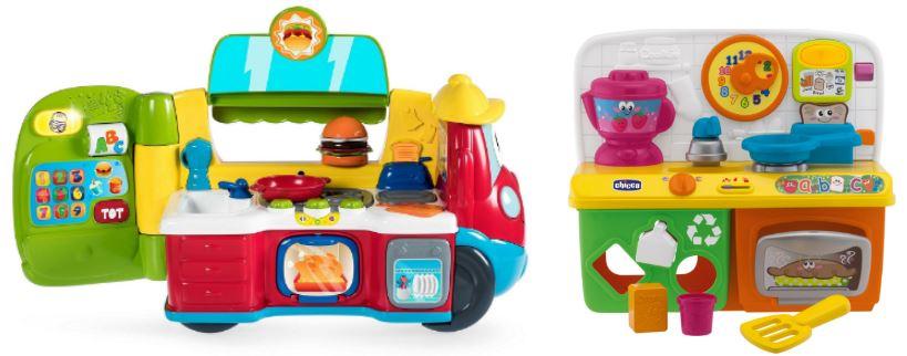 говорящие двуязычные игрушки кухня