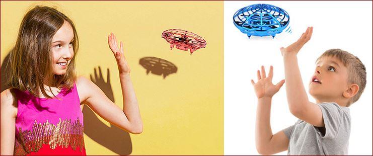Квадрокоптеры для девочек и мальчиков