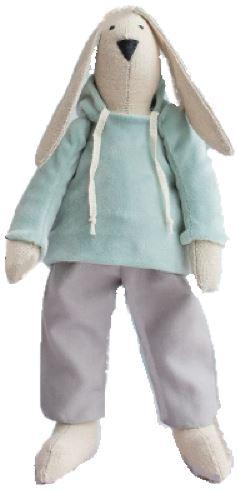 Набор для шитья зайца игрушки Банни Арт Узор